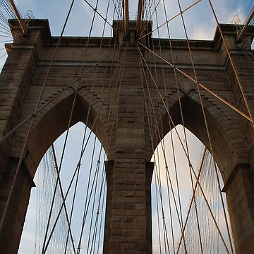 Brooklyn Bridge by HayleyWright