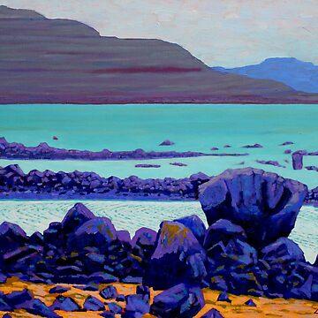 Galway Bay Rocks, Ireland by eolai