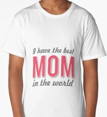 Mother's Day (only for her) Long T-Shirt