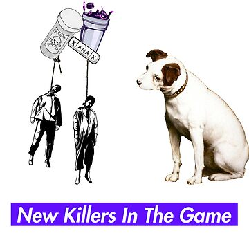 Killers In The Rap Game   by LEGACYS