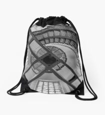 Stairs, architecture Drawstring Bag