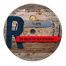 The Best if the Medditeranean - Vintage Wooden Sign by Bruno Beach