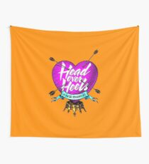 Head Over Heels the musical Wall Tapestry