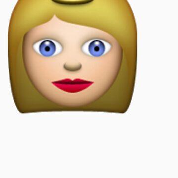 Princess emoji  by ChloeHebert