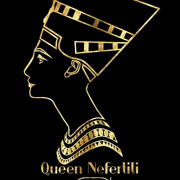 Queen Nefertiti by SymbolGrafix