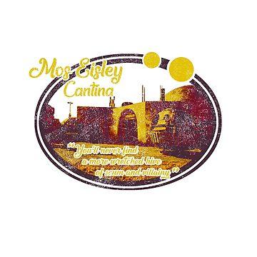 Mos Eisley Cantina by TurboCake
