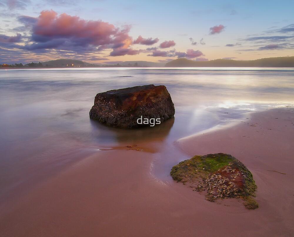 Umina Beach Sunrise by dags