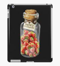 Strawberries for Kaylee iPad Case/Skin