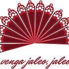 Venga Jaleo, Jaleo by indiramidha