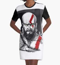 Juegos-004 Graphic T-Shirt Dress
