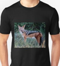 Blackbacked Jackal Unisex T-Shirt