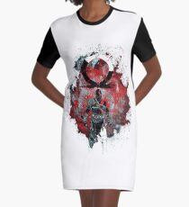 Juegos-005 Graphic T-Shirt Dress