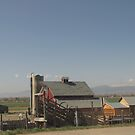 Barn near Longmont Colorado by janetmarston