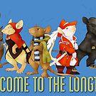 Longtails Team by Jaysen Headley
