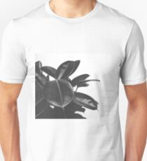 Monochrome botanical  Unisex T-Shirt