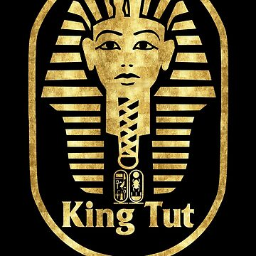 King Tut by SymbolGrafix