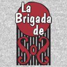 La Brigada de SOS by tastypaper