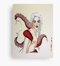 Tentacles. Canvas Print