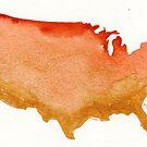 America the Gilded by PrettyGeekChic