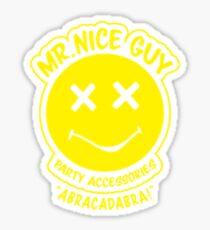 Half Baked merchandise Sticker