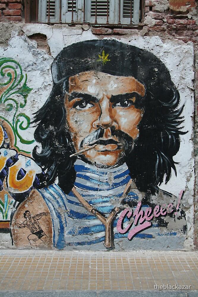 Che by theblackazar