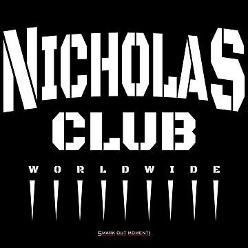 WWE Nicholas Club Worldwide by SmarkOutMoment