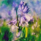 Pretty Little Bluebells by Lois  Bryan