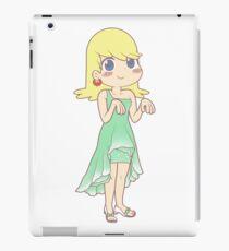 Cute leni iPad Case/Skin