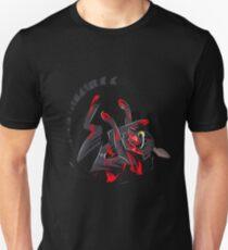 Dunkelstreifen: Tourner Dans Le Vide Unisex T-Shirt