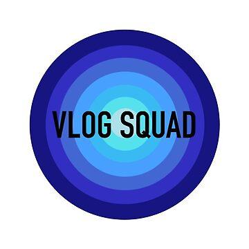 vlog squad-blue simple by rubyoakley
