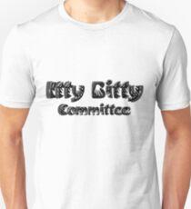 Itty Bitty Committee Unisex T-Shirt