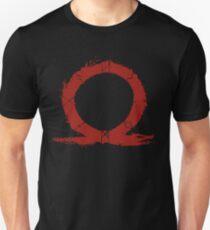 Gott des Krieges Slim Fit T-Shirt