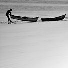 Fisherman Cape Town by Mark Braham