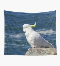 Sulphur-crested Cockatoo Wall Tapestry