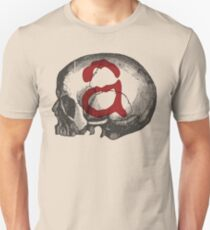 Skull Logo Slim Fit T-Shirt