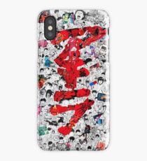 Akira Club Poster iPhone Case