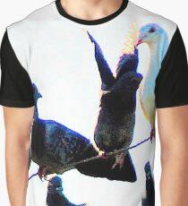 Blondie & her mates Graphic T-Shirt