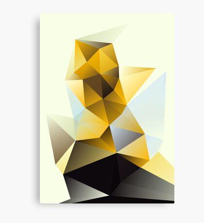 Chunk Canvas Print