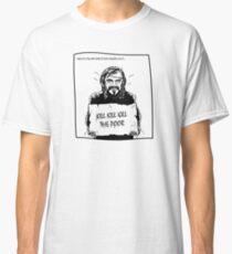 Hobo // Kill The Poor Classic T-Shirt
