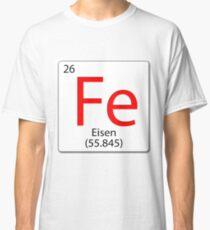 Iron / Eisen German Classic T-Shirt