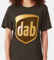 Dab Parcel Service  Slim Fit T-Shirt