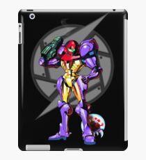 Vinilo o funda para iPad Super Metroid Ending