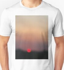 sunset queensland australia Unisex T-Shirt