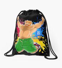 ADAM LIKES SUMMER - GINGER EDITION Drawstring Bag