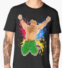 ADAM LIKES SUMMER - GINGER EDITION Men's Premium T-Shirt