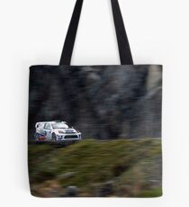 RALLY OF THE LAKES  Tote Bag
