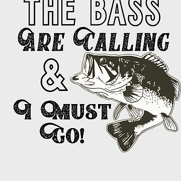 Largemouth Bass Fishing Quote by customgifts