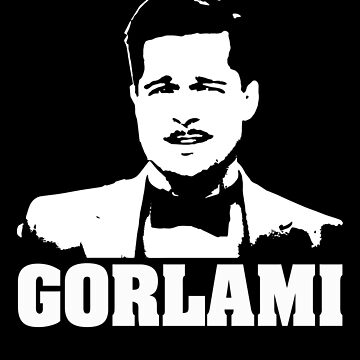 Inglorious Basterds Aldo Raine Gorlami Tshirt by theshirtnerd