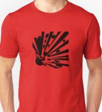 Explosive Warning Sign T-Shirt