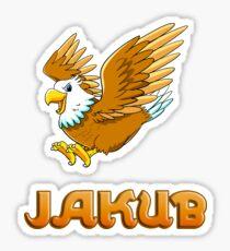 Jakub Eagle Sticker Sticker